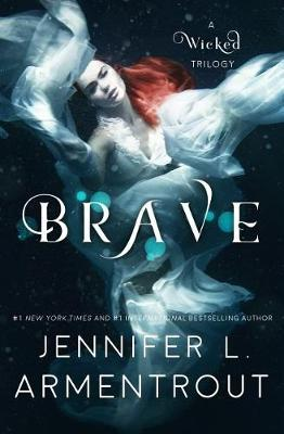 Book cover for Brave