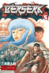 Book cover for Berserk Volume 5