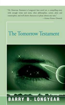 Book cover for The Tomorrow Testament