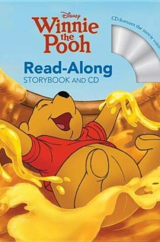 Cover of Winnie the Pooh a Day of Sweet Surprises