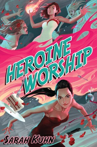 Cover of Heroine Worship