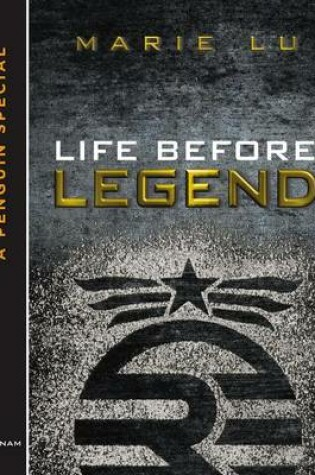 Cover of Life Before Legend