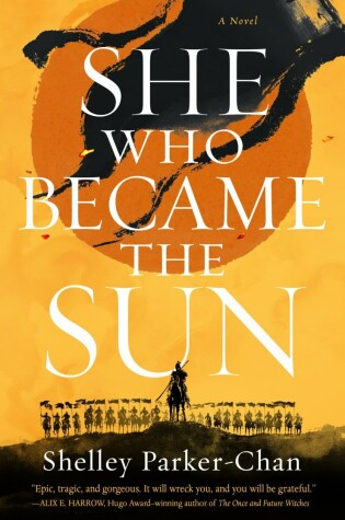 Cover of She Who Became the Sun