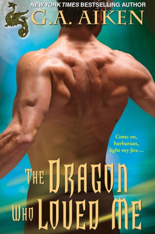 Cover of The Dragon Who Loved Me