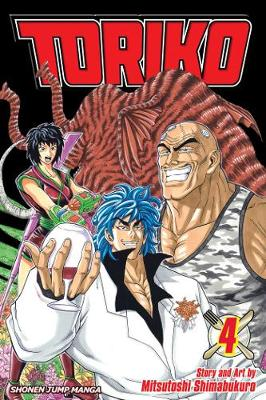 Cover of Toriko, Vol. 4