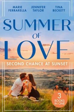 Cover of Summer Of Love: Second Chance At Sunset