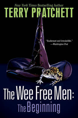 Cover of The Wee Free Men: The Beginning