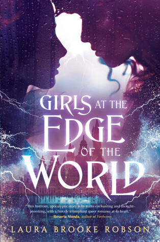 Book cover for Girls at the Edge of the World
