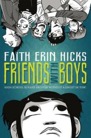 Cover of Friends with Boys