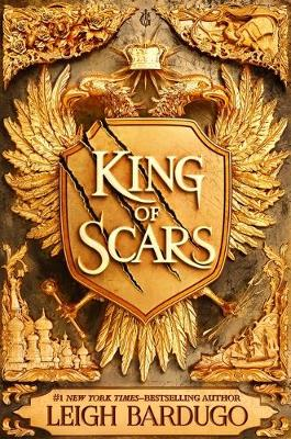 Cover of King of Scars