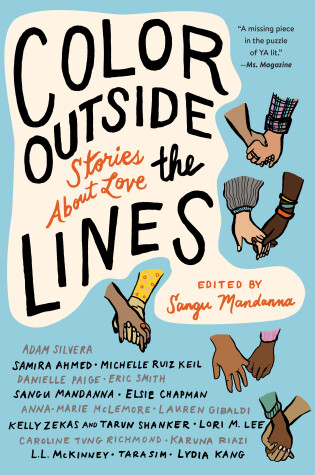 Cover of Color Outside The Lines
