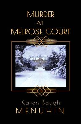 Cover of Murder at Melrose Court