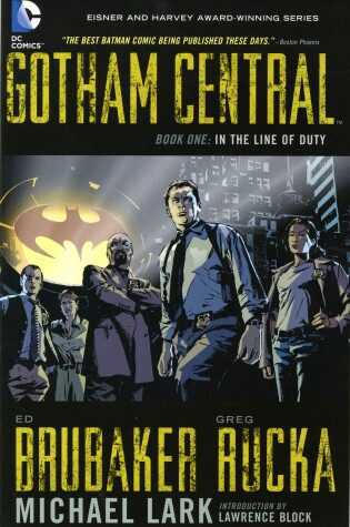 Cover of Gotham Central Book 1