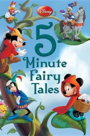 Cover of Disney 5-Minute Fairy Tales