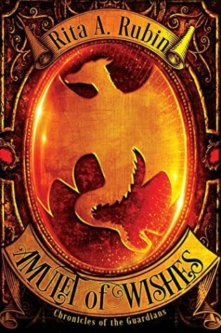 Cover of Amulet of Wishes