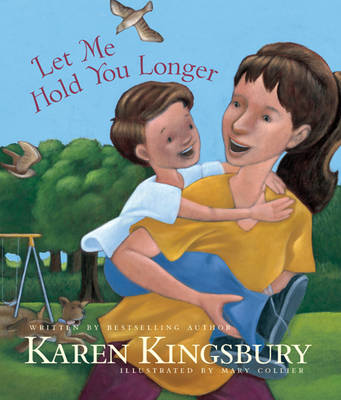 Cover of Let Me Hold You Longer