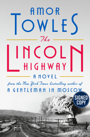 Cover of The Lincoln Highway
