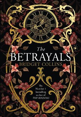 Book cover for The Betrayals