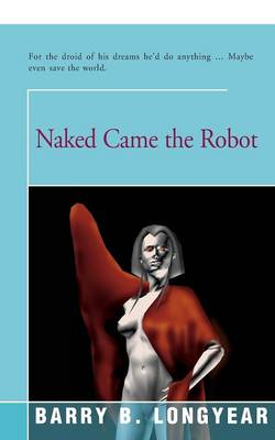 Book cover for Naked Came the Robot