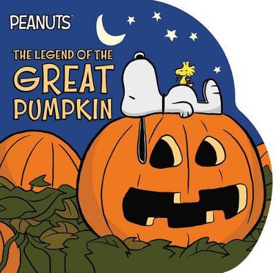 Cover of The Legend of the Great Pumpkin