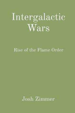 Cover of Intergalactic Wars