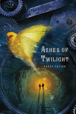 Book cover for Ashes of Twilight