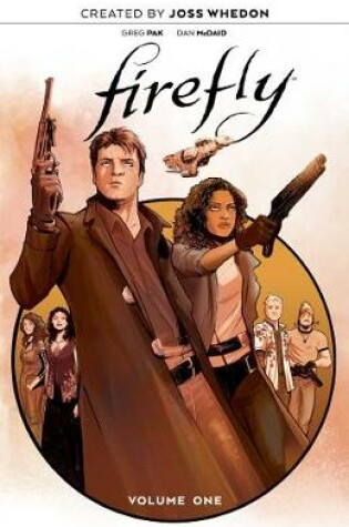 Cover of Firefly: The Unification War Vol. 1