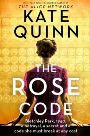 Cover of The Rose Code