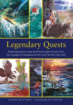 Book cover for Legendary Quests