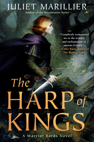 Cover of The Harp of Kings