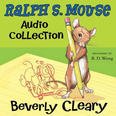 Cover of The Ralph S. Mouse Audio Collection