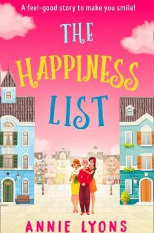 Cover of The Happiness List