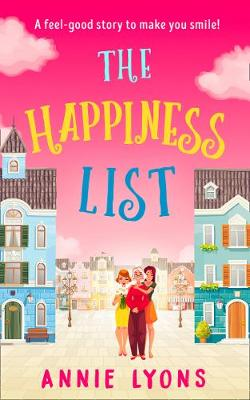 Book cover for The Happiness List