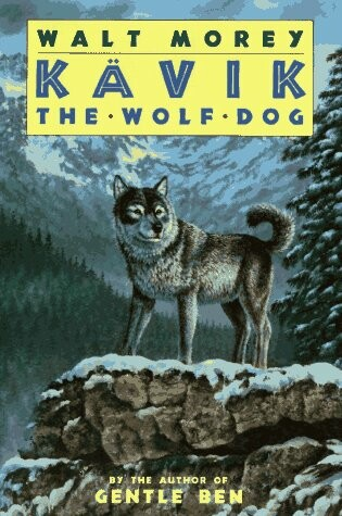 Cover of Morey : Kavik the Wolf Dog R