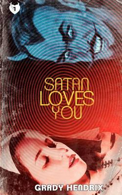 Book cover for Satan Loves You