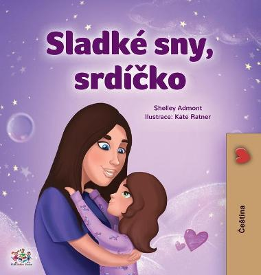 Cover of Sweet Dreams, My Love (Czech Children's Book)