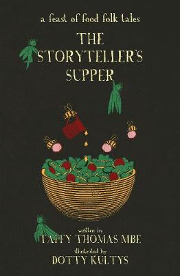 Book cover for The Storyteller's Supper