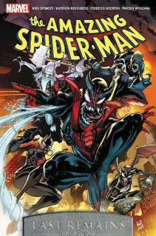 Cover of Amazing Spider-man: Last Remains
