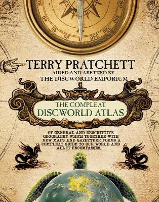 Book cover for The Discworld Atlas