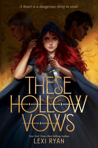 Cover of These Hollow Vows