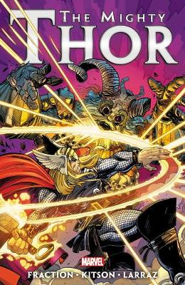 Cover of Mighty Thor By Matt Fraction - Volume 3