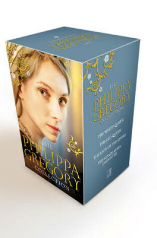 Cover of Philippa Gregory Box Set