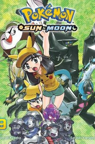 Cover of Pokemon: Sun & Moon, Vol. 9