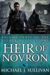 Book cover for Heir of Novron