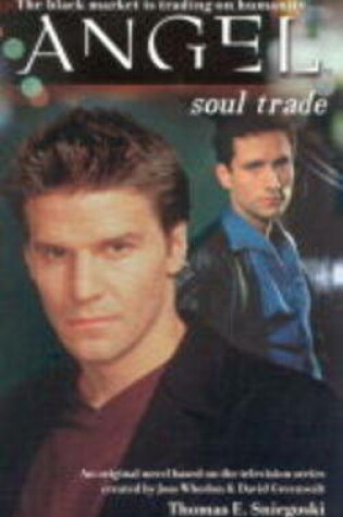 Cover of Soul Trade