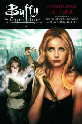 Cover of Buffy the Vampire Slayer