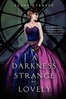 Cover of A Darkness Strange and Lovely