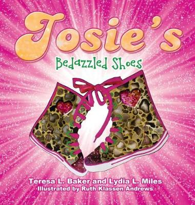 Cover of Josie's Bedazzled Shoes