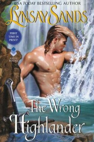 Cover of The Wrong Highlander