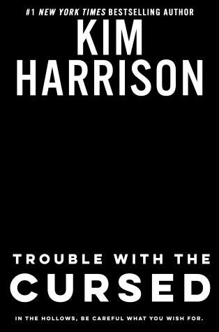 Cover of Trouble with the Cursed